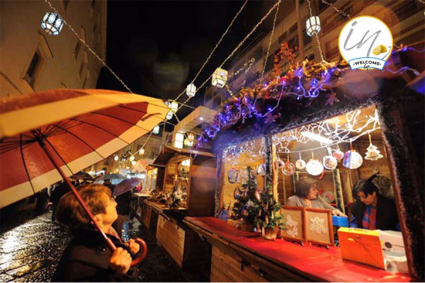 Salerno Luci d'Artista - Mercatini di Natale