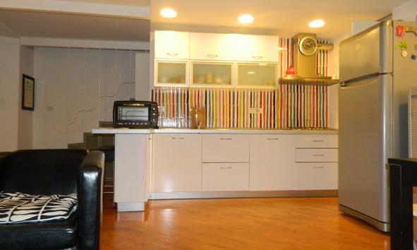 salerno flat casa vacanze duomo salerno centro storico - cucina