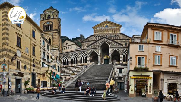 Amalfi Cathedral Amalfi Coast