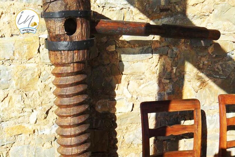 Agriturismo Principe di Vallescura – torchio