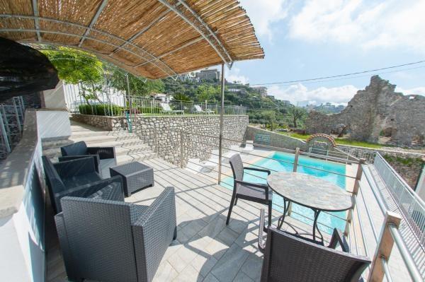 Villa con Piscina Ravello