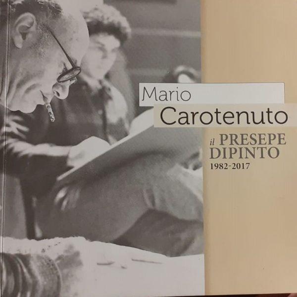 Copertina Libro Mario Carotenuto il Presepe Dipinto