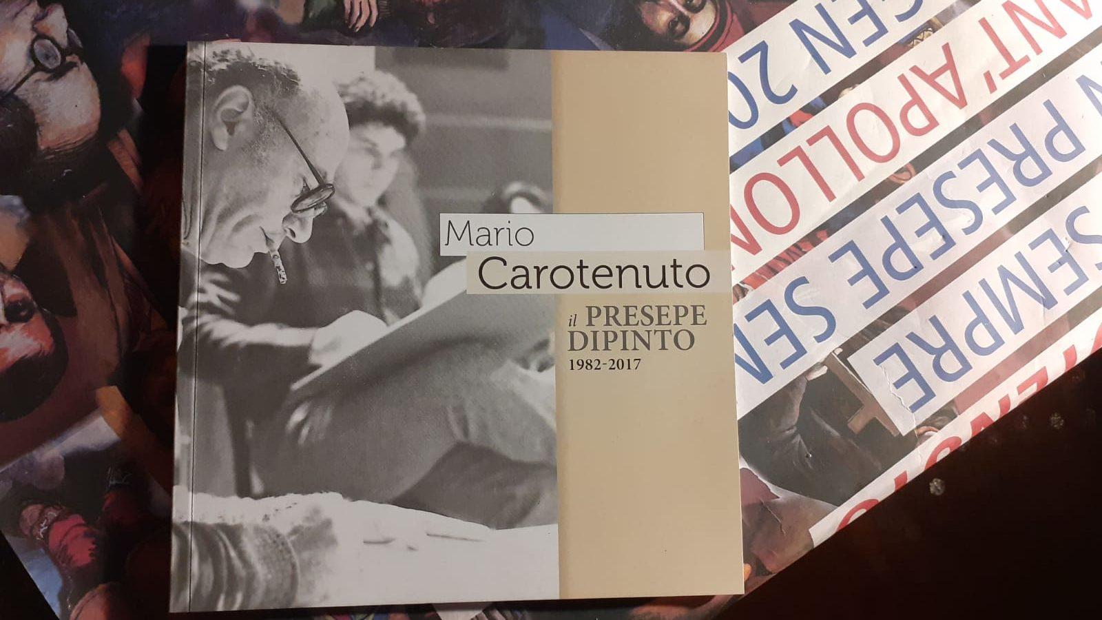 Mario Carotenuto Il Presepe Dipinto 1982-2017