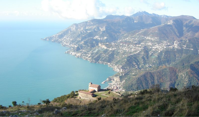 Sentiero Dell Avvocata e Badia di Cava Trekking Tour Costiera Amalfitana