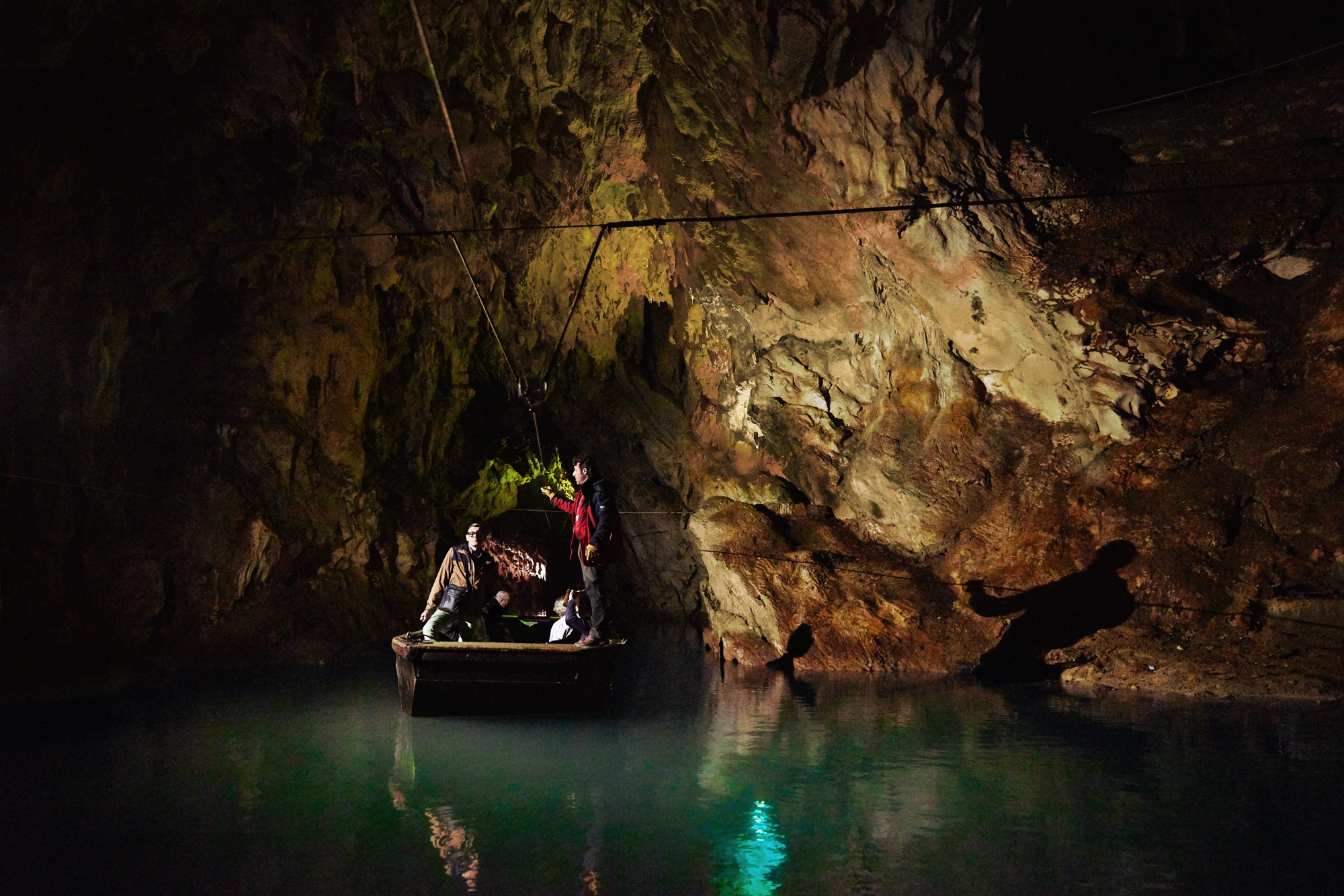 Grotte di Pertosa Campania