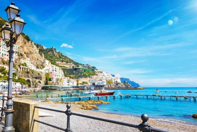 Crociera Economica in Costiera Amalfitana