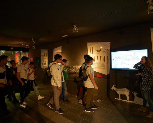 Museo Speleo Archeologico alle Grotte di Pertosa