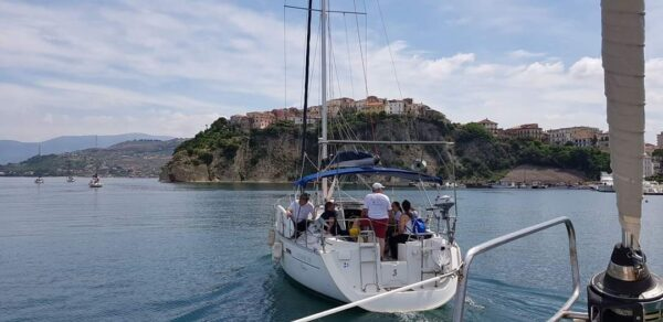 Crociera in Barca a Vela nel Cilento
